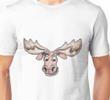 Silly Moose Unisex T-Shirt