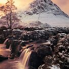 Buachaille Etive Mor by Angi Wallace