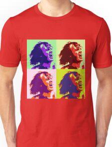 Joe Cocker Pop Art Unisex T-Shirt