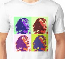 Joe Cocker Pop Art Unisex T-Shirt
