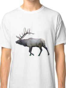 Willow Wapiti elk Classic T-Shirt