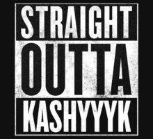 Straight Outta Kashyyyk Kids Tee
