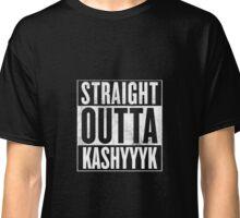 Straight Outta Kashyyyk Classic T-Shirt