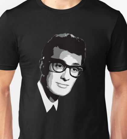 Buddy Holly Unisex T-Shirt
