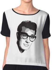Buddy Holly Chiffon Top
