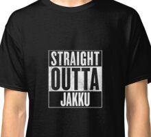 Straight Outta Jakku Classic T-Shirt