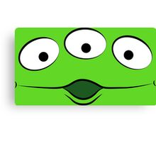Toy Story Alien - Ohhhhh Canvas Print