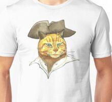Pirate Cat Face Unisex T-Shirt
