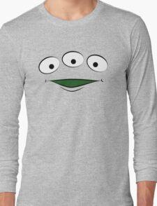 Toy Story Alien - Smile Long Sleeve T-Shirt
