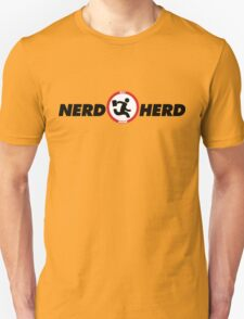 "Nerd Herd from ""Chuck"" T-Shirt"