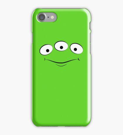 Toy Story Alien - Smirk iPhone Case/Skin