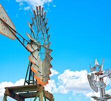 Wacky Windmills.... by mitpjenkeating