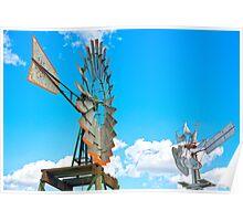 Wacky Windmills.... Poster
