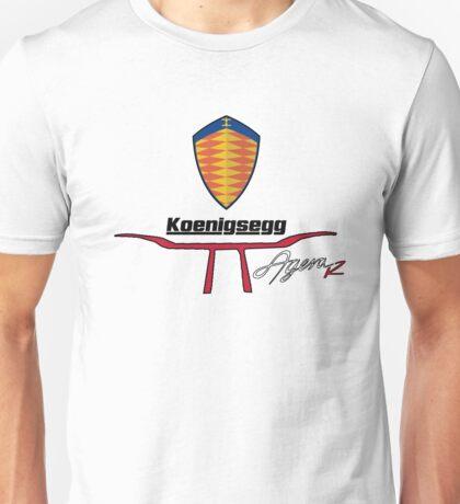 Koenigsegg Agera R Unisex T-Shirt