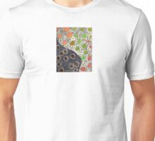Playful Yin and Yang Pattern Unisex T-Shirt