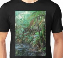 Temperate rainforest New Zealand  Unisex T-Shirt