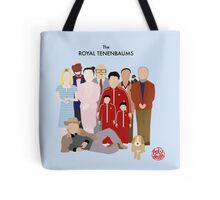The Royal Tenenbaums Tote Bag