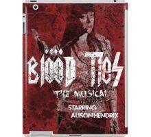 Blood Ties - Alison Hendrix iPad Case/Skin