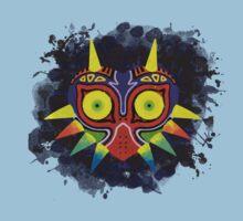 Majora's Mask Splatter Kids Clothes