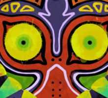 Majora's Mask Splatter Sticker
