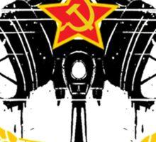 The RedLine Sticker
