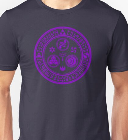 Hero's Mark (Purple) Unisex T-Shirt