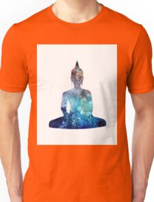 Watercolor Style Buddha Unisex T-Shirt