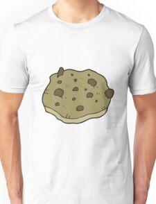 cartoon chocolate chip cookie Unisex T-Shirt
