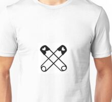 Safety Pin Ally Unisex T-Shirt