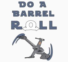 Barrel Roll B-Wing by JD22