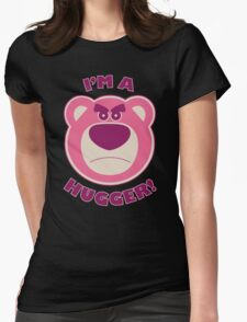 Toy Story Lotso Huggin Bear Womens Fitted T-Shirt