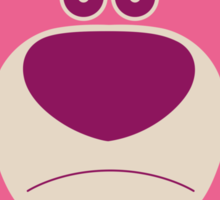 Toy Story Lotso Huggin Bear Sticker