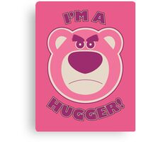 Toy Story Lotso Huggin Bear Canvas Print