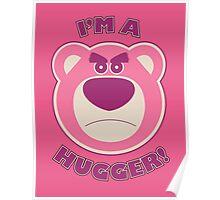 Toy Story Lotso Huggin Bear Poster