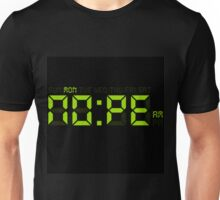 NOPE monday Unisex T-Shirt