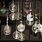Glass Baubles  by CreativeEm
