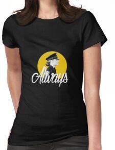 Kate Beckett - Always Womens Fitted T-Shirt