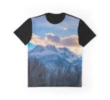 MT Begbie sunset Graphic T-Shirt