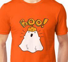 Boo! Ghost! Unisex T-Shirt