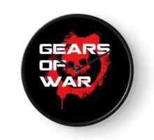 Gears of War Clock