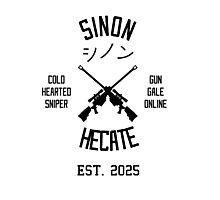 Sinon Hecate (Black) Photographic Print
