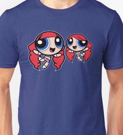 Twin Power Unisex T-Shirt