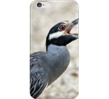 Down The Hatch iPhone Case/Skin