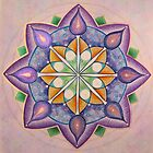 Mandala : Inner Strength  by danita clark