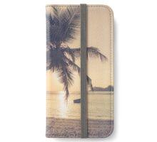 Tropical beach iPhone Wallet/Case/Skin