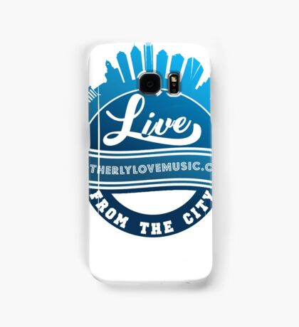 Live From the City  Samsung Galaxy Case/Skin