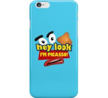 Hey Look I'm Picasso Toy Story iPhone Case/Skin