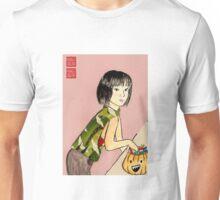 Misaka anime girl collage Unisex T-Shirt