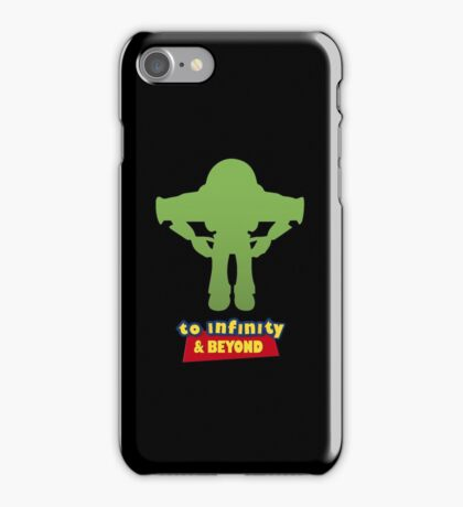 Buzz Lightyear: To Infinity & Beyond - Coloured iPhone Case/Skin