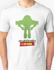 Buzz Lightyear: To Infinity & Beyond - Coloured T-Shirt